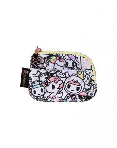 tokidoki - Pastel Pop Zip Coin Purse
