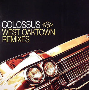 Colossus - West Oaktown, 2XCD - The Giant Peach