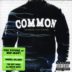 Common - Universal Mind Control, CD - The Giant Peach
