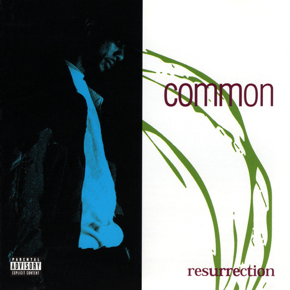 Common - Resurrection, CD - The Giant Peach