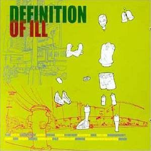 V/A - Definition Of Ill, Mix CD