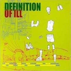 V/A - Definition Of Ill, Mix CD - The Giant Peach