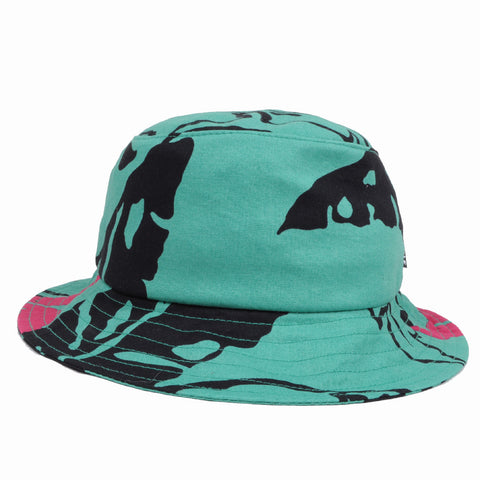 HUF - Copacabana Bucket Hat, Teal