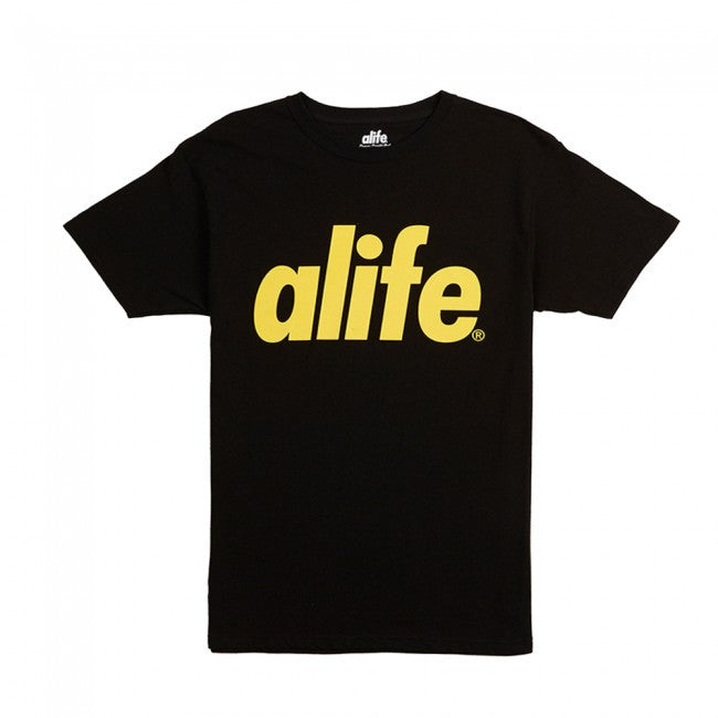 Alife - Core Life Men's Shirt, Black - The Giant Peach