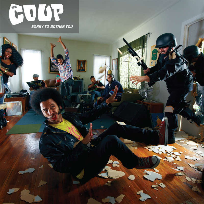 The Coup - Sorry to Bother You, 2xLP Vinyl - The Giant Peach
