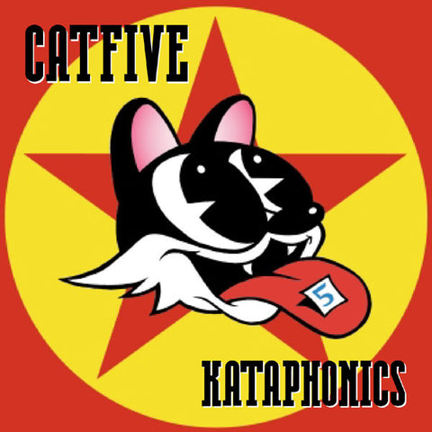 Catfive - Kataphonics, CD