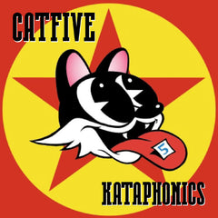 Catfive - Kataphonics, CD - The Giant Peach