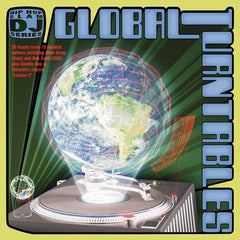 V/A - Global Turntables, CD - The Giant Peach
