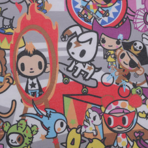 tokidoki At The Circus Sweatshirt - The Giant Peach