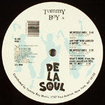"De La Soul - Me, Myself And I, 12"" Vinyl - The Giant Peach"