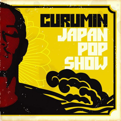 Curumin - Japan Pop Show, CD