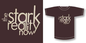 Stark Reality Men's Shirt, Brown - The Giant Peach