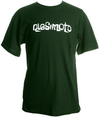 Quasimoto - Font Men's Shirt, Forest - The Giant Peach