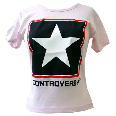 Little Brother - Controversy Women's Shirt, Pink