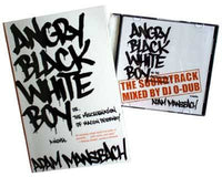 Adam Mansback - Angry Black White Boy, Softback Book - The Giant Peach