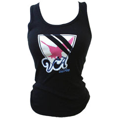 Vast Aire - Logo Women's Tank Top, Black - The Giant Peach