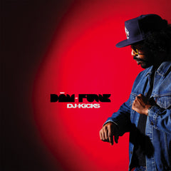 DaM-FunK - DJ-Kicks, 2xLP Vinyl - The Giant Peach