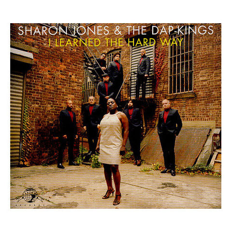 Sharon Jones & The Dap-Kings - I Learned The Hard Way, CD