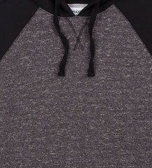 Akomplice - Darkside HD Men's Hoodie, Black/Dark Grey - The Giant Peach - 2