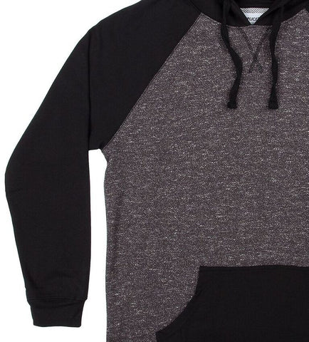 Akomplice - Darkside HD Men's Hoodie, Black/Dark Grey