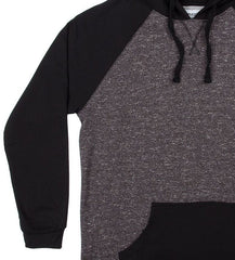 Akomplice - Darkside HD Men's Hoodie, Black/Dark Grey - The Giant Peach - 3