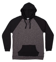 Akomplice - Darkside HD Men's Hoodie, Black/Dark Grey - The Giant Peach - 1
