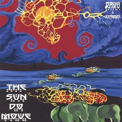 DAVU  & Eyamme - The Sun Do Move, CD - The Giant Peach