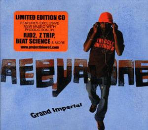 Aceyalone - Grand Imperial, CD - The Giant Peach