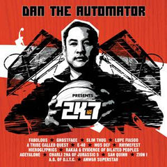 Dan the Automator - Presents 2K7, CD - The Giant Peach