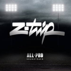 Z-Trip - All Pro Soundtrack, CD - The Giant Peach