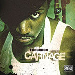 Chaundon - Carnage, CD - The Giant Peach