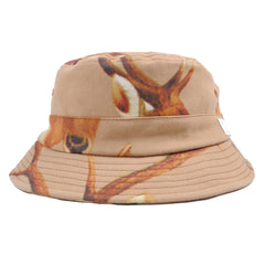 Akomplice - Deer Head Bucket Hat - The Giant Peach