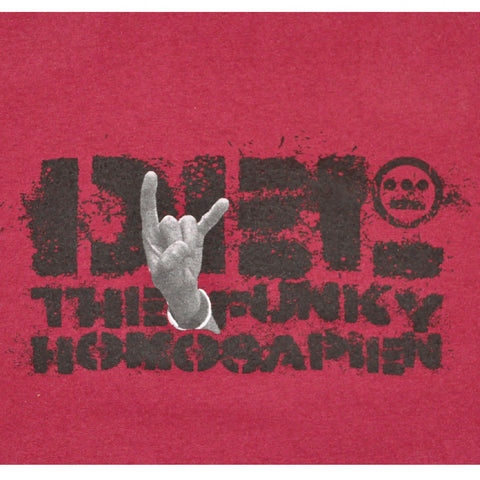 Del The Funky Homosapien - Iller Than Most Men's Tee, Burgundy