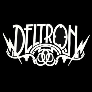 Deltron 3030 - Logo Men's Shirt, Black - The Giant Peach
