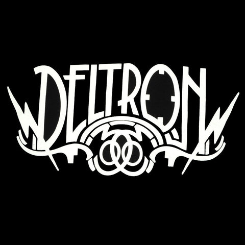 Deltron 3030 - Logo Men's Shirt, Black