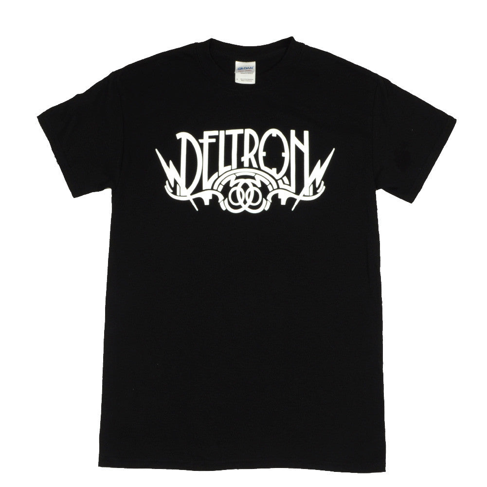 Deltron 3030 - Logo Men's Shirt, Black - The Giant Peach - 1