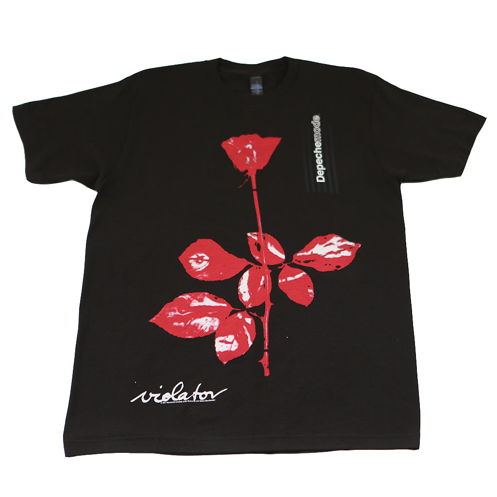 Depeche Mode - Violator Men's Shirt, Black