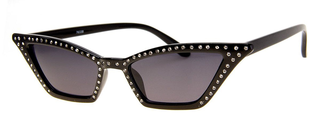 Lethal Sunglasses, Black