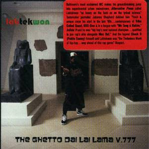 Labtekwon - Ghetto Dai Lai Lama V. 777, CD - The Giant Peach