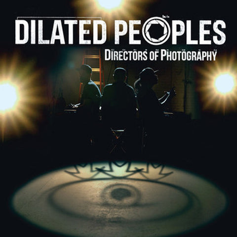 Dilated Peoples - Directors of Photography, 2xLP Vinyl - The Giant Peach