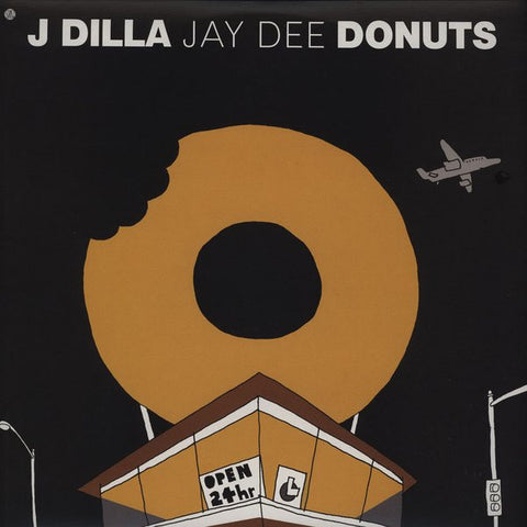 J Dilla - Donuts 10th Anniversary, 2xLP Gatefold Jacket - The Giant Peach
