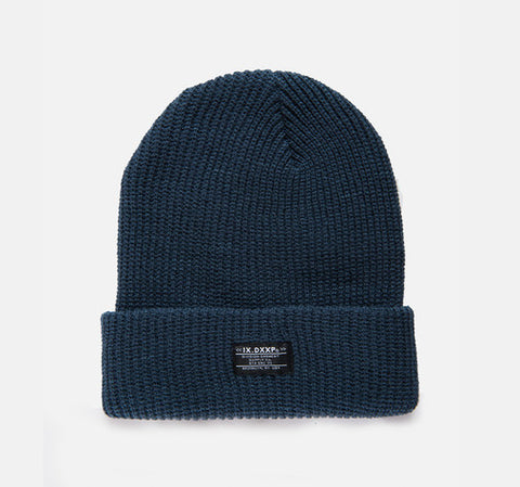 10Deep - Division Beanie, Navy - The Giant Peach - 1