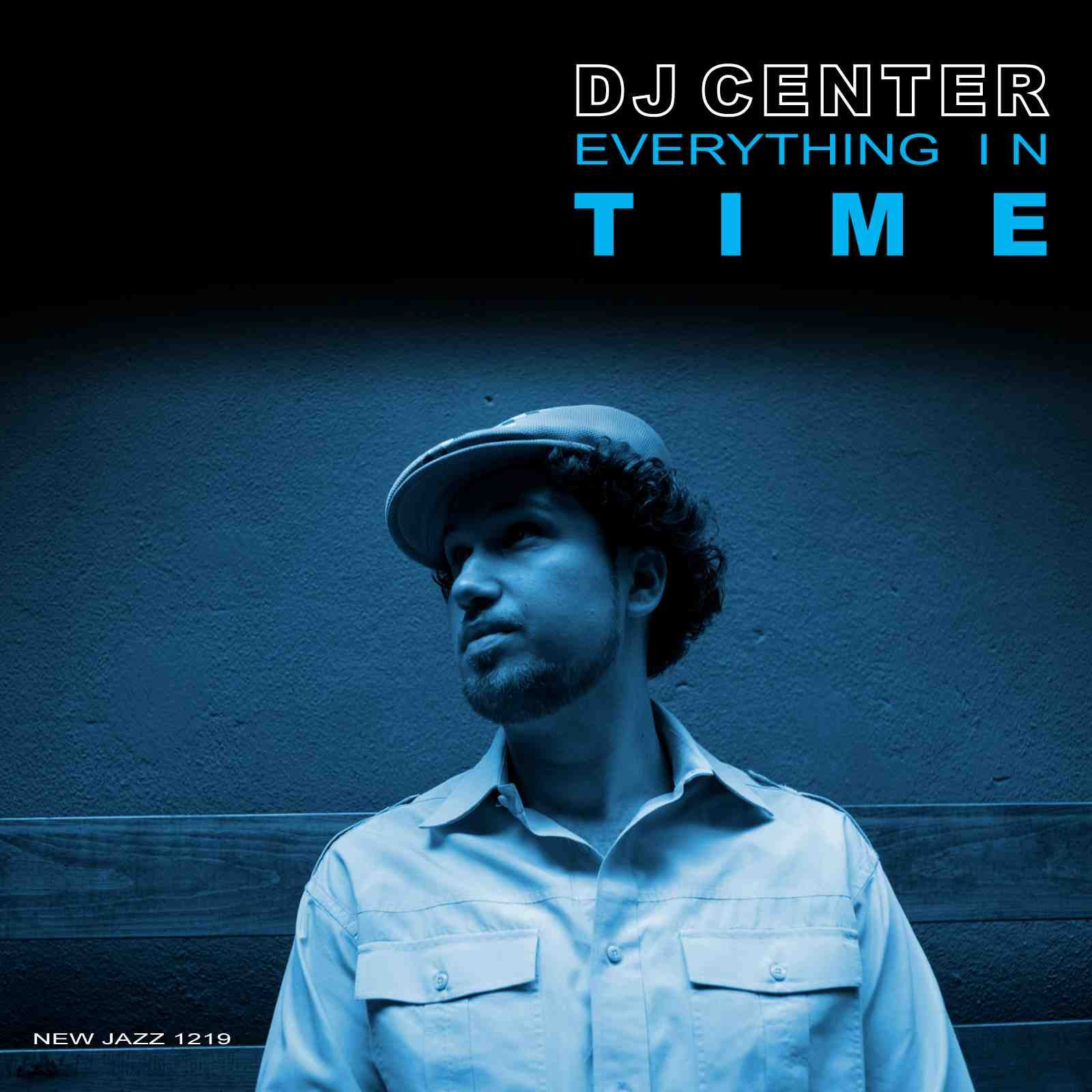 DJ Center - Everything In Time, CD - The Giant Peach
