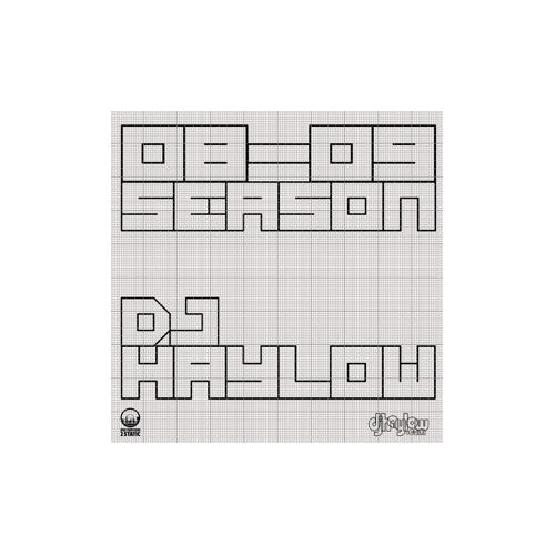 DJ Haylow - 08-09 Season, Mixed CD - The Giant Peach
