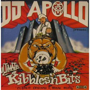 DJ Apollo - Ultimate Kibbles'n Bits, Mixed CD - The Giant Peach