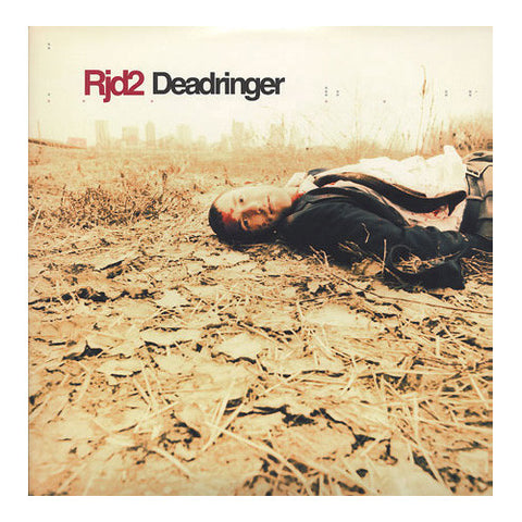 RJD2 - Deadringer (Re-Issue w/ 2 Bonus Tracks), CD