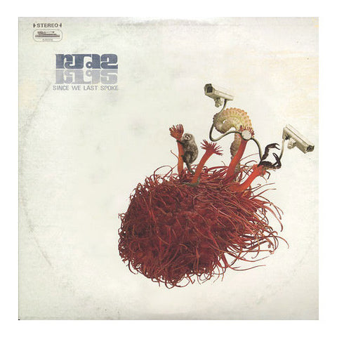 RJD2 - Since We Last Spoke (Reissue), 2xLP Blue Vinyl
