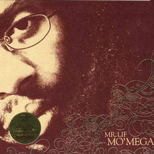 Mr. Lif - Mo Mega, 2xLP Vinyl - The Giant Peach