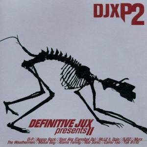 V/A - Definitive Jux Presents II, CD