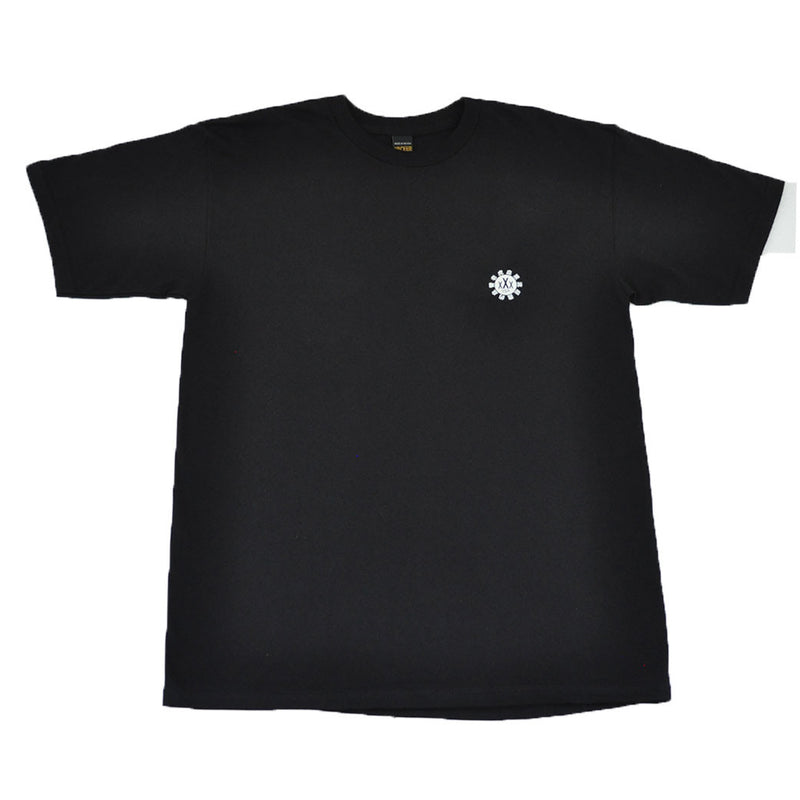 10Deep - Dojo Men's Tee, Black - The Giant Peach